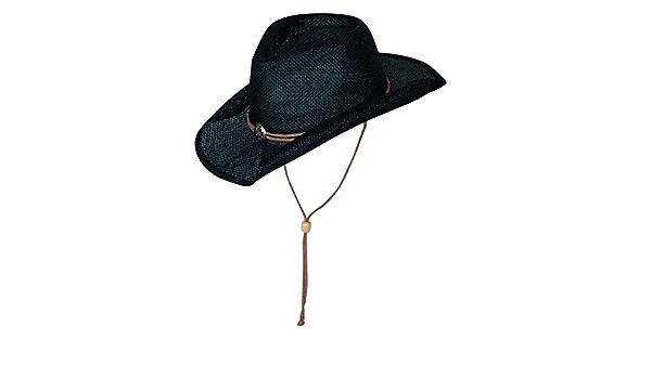 chapeau de cowboy Outdoorhut cerceau chapeau de paille Scippis 4h20 Sunny Countryhut