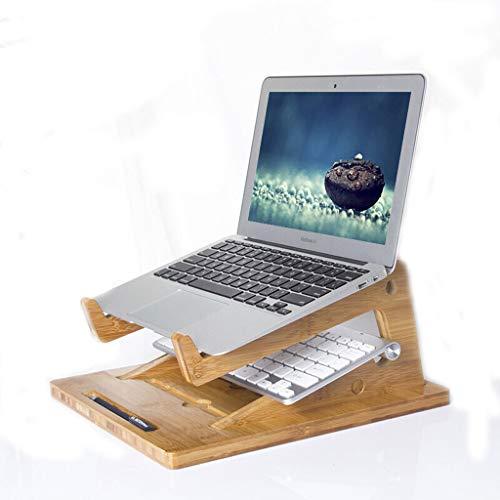 Haoli-zgj Multifunktions-Laptop-Halterung Upgrade-Desktop-Rack-Regal Computer-Monitor Erhöhte Rack Storage Rack - Desktop-computer-upgrades