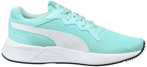 Puma Pacer Plus, Sneakers Basses Mixte Adulte Bleu (Aruba Blue-puma White 04)