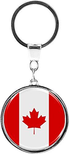 Premium Schlüsselanhänger in runder Form