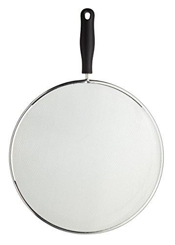 """KitchenCraft Large Frying Pan Splash Guard/Splatter Screen, 28 cm (11"""")"""