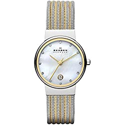 Skagen Women's Watch 355SSGS
