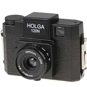 Holga 120N schwarz