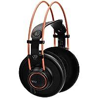 AKG K712PRO - Auriculares para DJ, 105 dB , respuesta en frecuencia 10 - 39800Hz, Negro