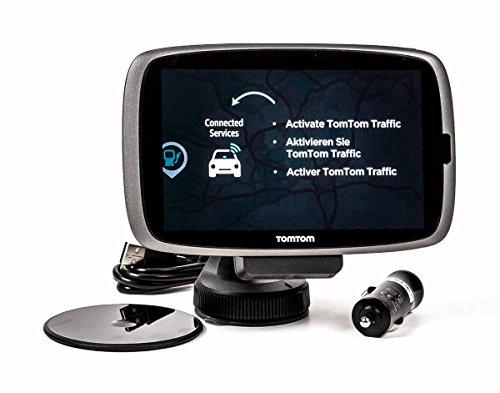 Preisvergleich Produktbild Navigationsgerät TRUCKER 6000 Lifetime Edition, lebenslang LKW-Karten-Updates, Magnethalterung, großer Touchscreen, 15 cm (6 Zoll)