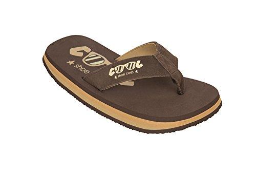 Cool Shoe Original, Chanclas para Hombre, Marron (Brown 00003), 45/46 EU
