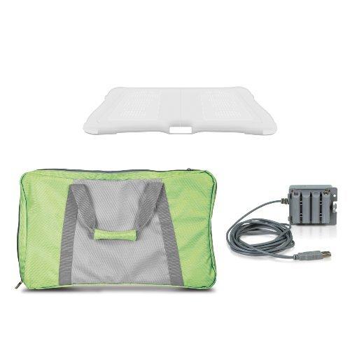 3-In-1 Fitness Starter Kit - Nintendo Wii by dreamGEAR (Wii Kit Starter)