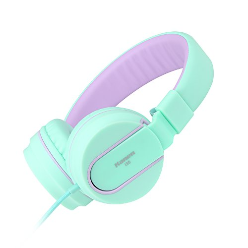 ailihen-i35-lightweight-foldable-headphones-with-microphone-stereo-headsets-adjustable-headband-for-