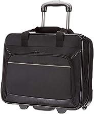 """Amazon Basics - borsa per laptop, con rotelle fluide e tasca frontale facile da aprire, per laptop fino a 16"""""""