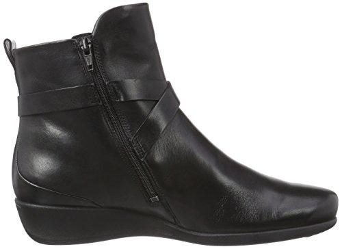 Ecco Ecco Abelone, Boots femme Noir