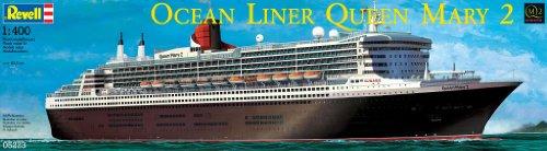 Imagen 7 de Revell 5223 - Maqueta del barco Queen Mary 2