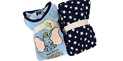 Pijama para Mujer de Dumbo The Elephant Polka Dot PJ, Tallas S a XL 36/38 ES