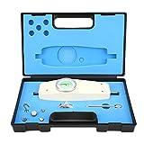 Kraftmesser, 500N Analog Dynamometer Kraftmessgerät Tester Push Pull Kraftmesser Meter Kraft Dynamometer