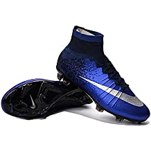 Bruce Homme Chaussures de football Mercurial CR7 Superfly FG Bottes de  Football d3645aa5900c