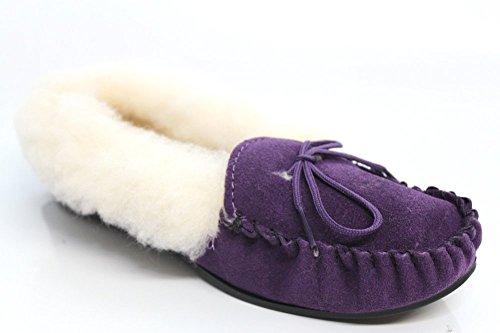 Mokkers , Chaussons pour femme Violet - violet
