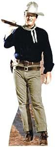Figurine Géante ''John Wayne'' - Taille Unique