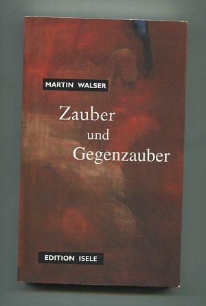 Zauber und Gegenzauber. Aufsätze und Gedichte. Hrsg. von Hansgeorg Schmidt - Bergmann im Auftrag der Literarischen Gesellschaft (Scheffelbund) Karlsruhe. Jahresgabe 1994.