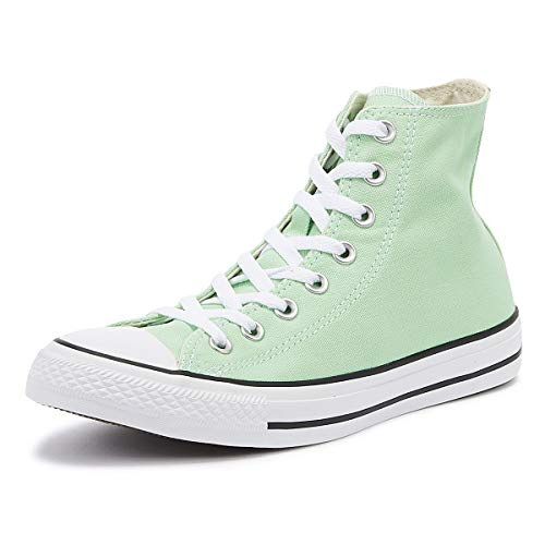 Converse Damen Sneakers Chuck Tailor All Star Hi grün 41.5