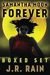 Samantha Moon Forever: Boxed Set by J.R. Rain (2015-05-20)