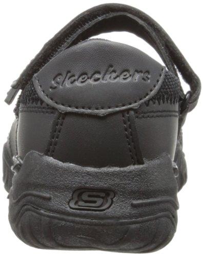 Skechers  Velocity Pouty, Ballerines fille Noir - noir