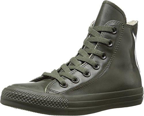 Converse Chucks - CT RUBBER HI 144743C - Pineneedle, Schuhgröße:39 - Wetter-gummi-boot