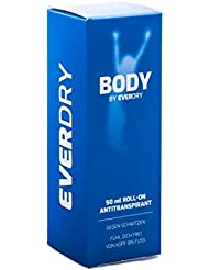 everdry Antitranspirant Body Roll-On 50ml gegen Schwitzen