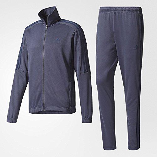 adidas Herren Tiro Trainingsanzug Trace Blue/Collegiate Navy
