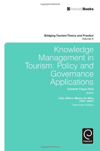 Knowledge Management in Tourism: Policy and Governance Applications (Bridging Tourism Theory and Practice) by Eduardo Fayos-Sola (2012-12-11)