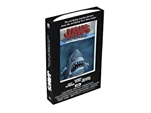 Jaws - 3d Movie Poster