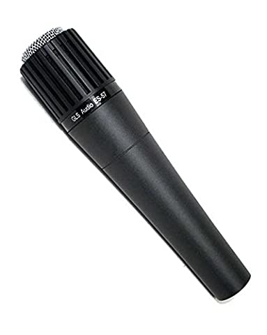 GLS Audio Instrument Microphone ES-57 & Mic Clip - Professional