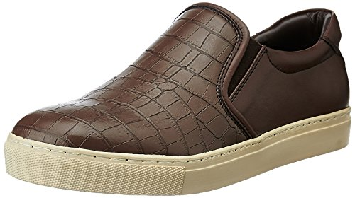 Bata Men's Kors Brown Loafers and Moccasins - 10 UK/India (44 EU)(8514508)