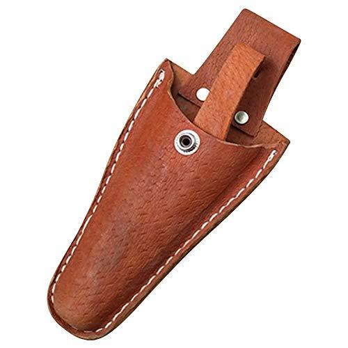 ChengYi CYGJB06-UK Werkzeug, Gürtel-Halter, Tasche für Zangen, Astschere, Schere oder Gartenmesser, Ledertasche für Wave Multi-Tool -