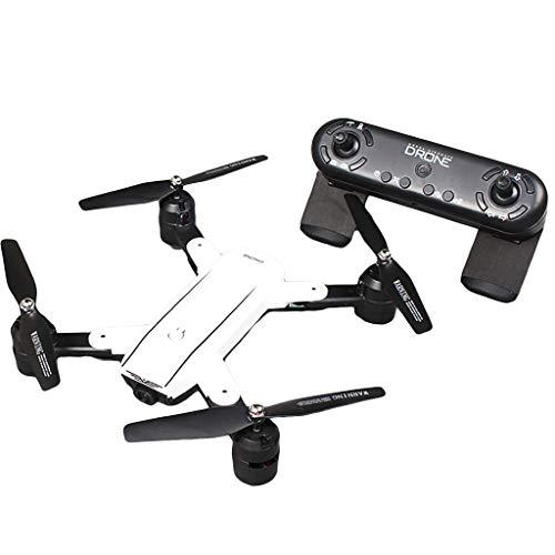 Dtuta Drohnen Mit Kamera GüNstig,500W-Pixel-Vierachsige Flugzeuge Mit Langer Ausdauergestenkontrolle Folgen Dem Optischen Fluss Der Dual-Kamera-Drohne, Die Licht Faltet Und Leicht Zu Tragen Ist - 20 Dual-achse