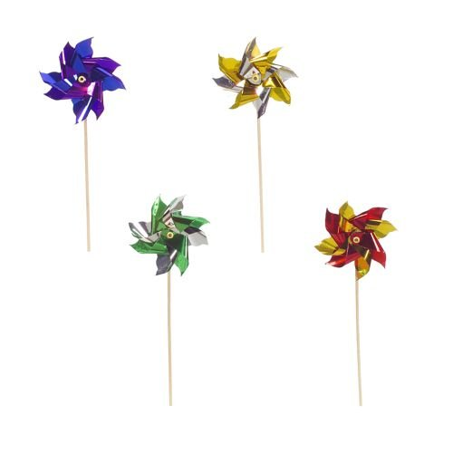 papstar-wind-mill-175-cm-16688-decorative-cocktail-sticks-pack-of-100-assorted-colours