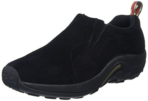 Merrell Herren Jungle Moc Mokassin, Schwarz (Midnight), 47 EU