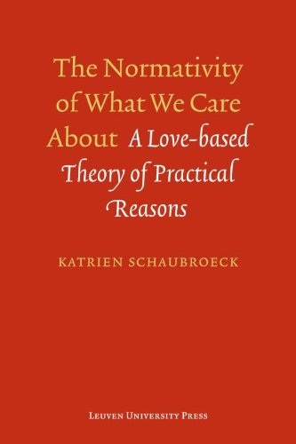 The Normativity of What We Care About: A Love-based Theory of Practical Reasons