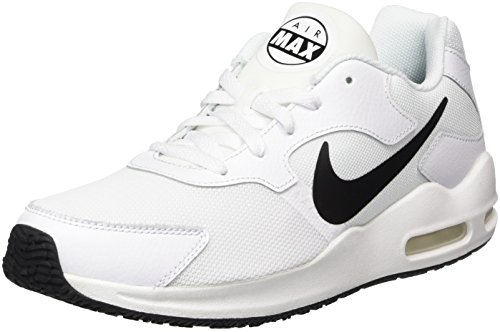 Nike Air Max Muri, Chaussures de Gymnastique Homme Blanc Cassé (White/white/black)