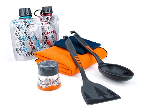 GSI Outdoors 8 Kit Tout-en-Un Pack de Cuisine
