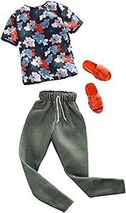 Mattel FXJ37 Accesorio para muñecas Juego de ropita para muñeca - Accesorios para muñecas (Juego de ropita para muñeca, 3 año(s),, Barbie, Niño, Chica)