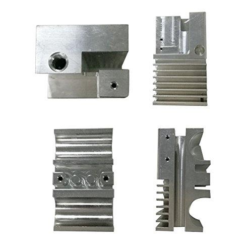 JGAURORA A5S 3D Drucker Aktualisierte Version Druckvolumen 305 x 305 x 320mm Power Off Resume Funktion Filament Sensor (J-Head)