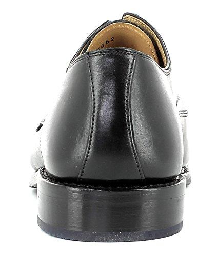 Gordon & Bros Milan 5662 Flex G, Chukka Botas Negras Para Hombres