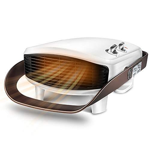QINAIDI Mini Calentador de Aire Calefacción y enfriamiento del hogar Calentador Solar...