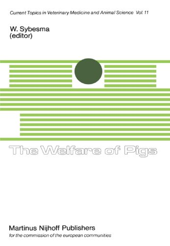 The Welfare of Pigs (Current Topics in Veterinary Medicine)