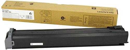 Preisvergleich Produktbild Sharp MX-36GTBA MX-36GTBA Tonerkartusche Standardkapazität 24.000 Seiten 1er-Pack, schwarz