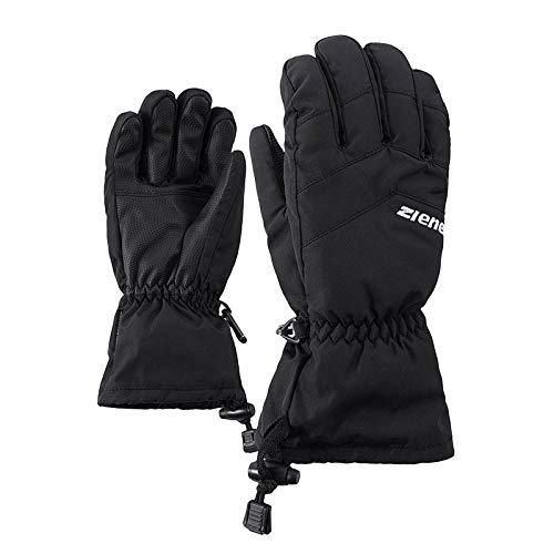 Ziener Kinder Lett AS(R) Glove junior Ski-Handschuhe, Black, 3 | 04059749246251