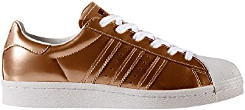 Adidas Sneaker SUPERSTAR W BB2270 Bronze 2018 Letztes Modell  Mode Schuhe Billig Online-Verkauf