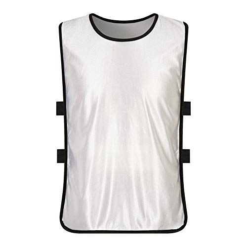 T-Shirts Fußball Fußball Volleyball Verfügbar Erwachsene Männer Frauen Kinder Jugend Fußball Mesh Westen Fußballtraining Westen Sport Scrimmage Lätzchen Sport Trikots Für Basketball Lässig Bequem -