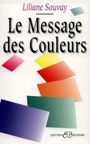 Le message des couleurs