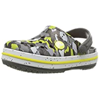 Crocs Unisex Crocband Camo Speck Clog Kids
