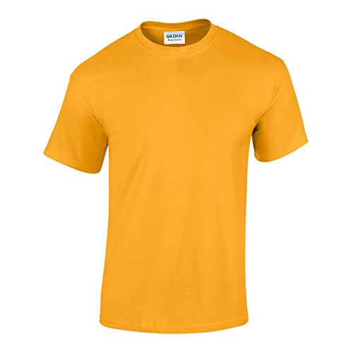 Gildan - Heavy Cotton T-Shirt '5000' Gold